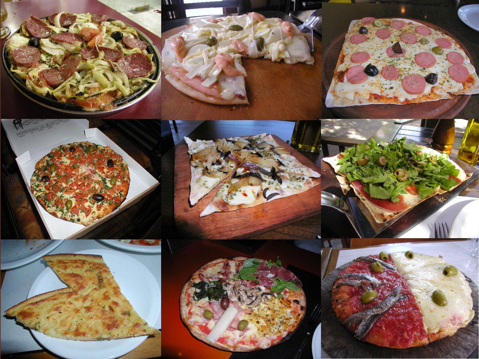 Las 10 mejores pizzerías de Bs As